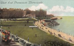 R086567 West End Promenade. Morecambe. State Series. No. 529 - Cartes Postales