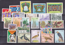 Algérie  753 775   1982 Année Complète Poste   Neuf **TB  Mnh Cote 27.7 - Algérie (1962-...)