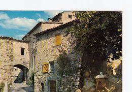 Cp , 83 , TOURTOUR , Ruelle Du Village , Région De Draguignan - Autres Communes