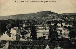 10 - BAR-sur-AUBE - Vue Générale De La Montagne Ste-Germaine - Bar-sur-Aube