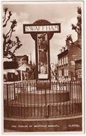 Swaffham - The Pedlar Of Swaffham Market - (Norfolk) - Engeland