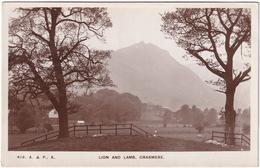 Grasmere - Lion And Lamb - (Cumbria) - Cumberland/ Westmorland