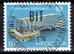 SWITZERLAND # FROM 1974 BIT - Service