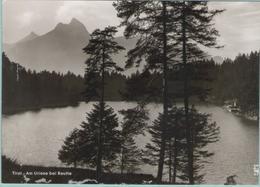 CPM:    REUTTE  (Tirol)  (autriche):   Am Urisee Bei Reutte.    (E1738) - Reutte