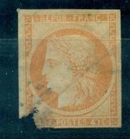 C.G.n°13B Variété 4 Retouché Défectueux Signé R. Calves Cote : 800 €. - Cérès