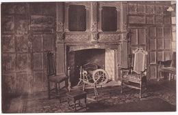 Norwich - Oak Panelled Room, Strangers' Hall - (Spinning Wheel) - (Norfolk) - Norwich