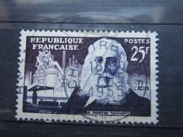 "VEND BEAU TIMBRE DE FRANCE N° 1016 , OBLITERATION "" CHARTRES "" !!! - France"