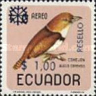 USED STAMPS Ecuador - Airmail - Issues Of 1958 And 1966 Overprint -1969 - Ecuador
