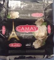 """Egypte SOAP LABEL """"CAMAY"""" 125g - Etiketten"""