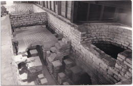 Hot Baths - Chedworth Roman Villa  - (Glouchestershire) - Engeland
