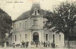 St PALAIS  Hotel Des Postes Facteurs RV - Poste & Facteurs