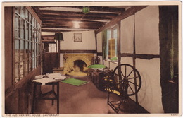 Canterbury - The Old Weavers House  - (Spinning Wheel)  - (Kent) - Canterbury
