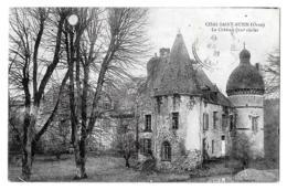 Cisai-Saint-Aubin  (Orne)  Le Château          LES 2 CARTES - Frankreich