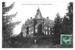 Courtalain  (Eure-et-Loir) Le Château - Courtalain