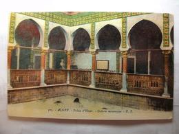 Carte Postale Algérie - Alger - Palais D'Hiver - Galerie Mauresque ( Petit Format Couleur Non Circulée ) - Benin