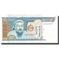 Billet, Mongolie, 1000 Tugrik, 2003, 2003, KM:59c, NEUF - Mongolie