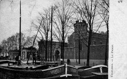 (96)  CPA   Charleroi La Prison  (Bon Etat) - Charleroi