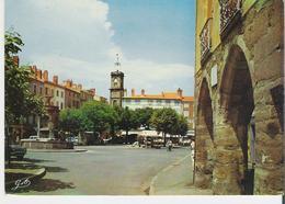 ISSOIRE. CP Place De La République - Issoire