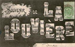 (96)  CPA   Souvenir De La Louviere  (Bon Etat) - La Louvière