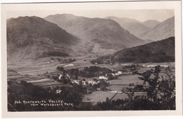 Rosthwaite Valley From Watendlath Path - (Cumbria) - Cumberland/ Westmorland