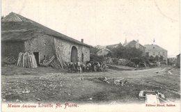 LOUETTE_SAINT- PIERRE   Maison Ancienne. - Gedinne