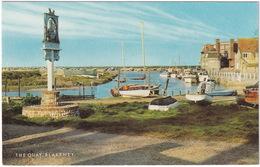 Blakeney - The Quay  - (Norfolk) - Engeland