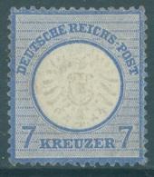DEUTSCHES REICH  - 1872 - (*) NO GUM - Mi 26   Yv 23   - Lot 19235 - Deutschland