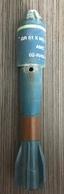 Grenade Fumigene Inerte LGI 51 Mm - Modele F1 - Armes Neutralisées