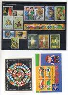 Malta - 1993 - Lotto 18 Francobolli + 2 Foglietti (Annata Completa) - Nuovi - Vedi Foto - (FDC14634) - Malte