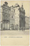 9. - LIERRE - Les Maisons De La Grand'Place - Lier