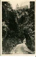 007483  Ruine Gutenstein - Lange Brücke  1935 - Gutenstein