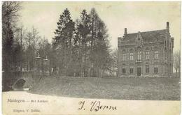 MALDEGEM - Het Kasteel - Uitg. V. Delille - Maldegem