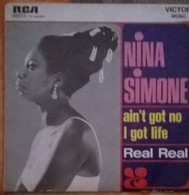 Nina Simone: Ain't Got No, I Got Life / Real Real - Blues
