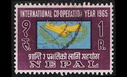 NEPAL [1965] MiNr 0196 ( O/used ) - Nepal