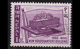 NEPAL [1966] MiNr 0208 ( O/used ) - Nepal