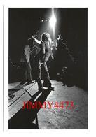 CPM - Janis JOPLIN Woodstock Festival Of Peace And Music 12 Août 1969 - Elliott LANDY - Edit Hazan Paris1996 Recto-Verso - Entertainers