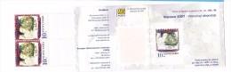 Carnet Noel 2007 C 495 Ange Et Sapin / Booklet Christmas MH 0-60 - Unused Stamps