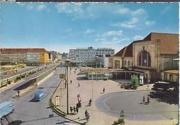 AK-41163  - Mönchengladbach - Am Hauptbahnhof - Moenchengladbach