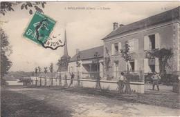 CPA Dept 18 SOULANGIS L'ecole - Andere Gemeenten