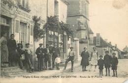 ORIGNY Le ROUX-café Du Centre (état) - Other Municipalities