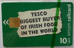 IRELAND - CallCard - Chip - 1277 - Tesco Ireland - 10 Units - Special Limited Edition - Mint Blister - Irlanda