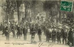 220319 - 12 MILLAU Fêtes Aviation Et Mutualité 6 7 Et 8 Mai 1911 - évènement Char - Millau