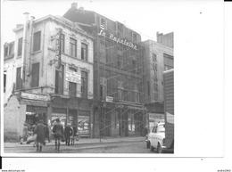 Liège - Photo: Café Brasserie La Populaire - Friture - Format: 18/13cm. - Liege
