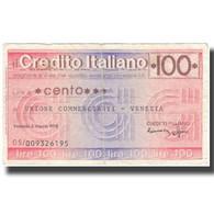 Billet, Italie, 100 Lire, Valeur Faciale, 1976, 1976-05-03, TB - Italie