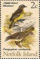 MH STAMPS Norfolk-Island - Birds -1970 - Norfolk Island