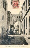 Jerusalem  - Arc De L'Ecce Homo  - Timbre De L'EEF - Israel