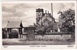 Lydgate Parish Church - (1962) - (Suffolk) - Engeland