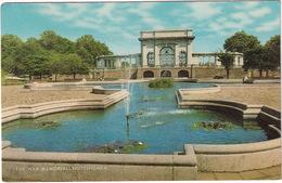 Nottingham - The War Memorial - Nottingham