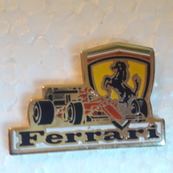 PINS F1 FERRARI AVEC BLASON - Ferrari