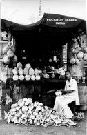 Inde - Coconut Seller - India